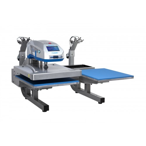 Hotronix® Dual Air Fusion IQ™ inkl. Laser Alignment System