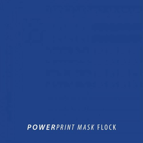 PowerPrint Mask Flock