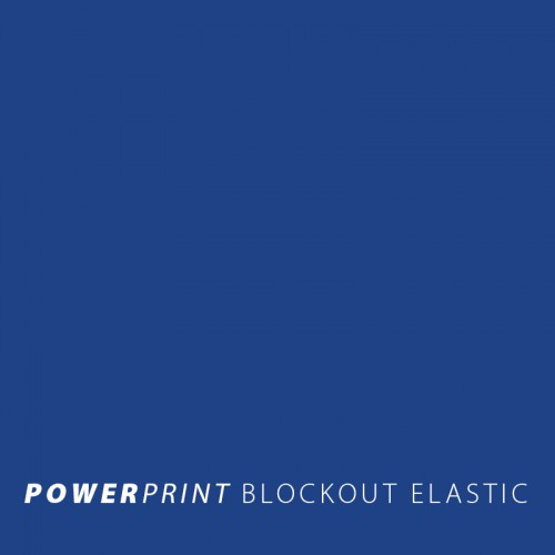 POWERPrint Blockout Elastic